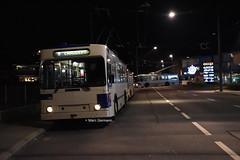 Trolleybus NAW BT-25 n°780 en service sur la ligne 9. © Marc Germann (Marc Germann) Tags: trolleybusnawbt25 retrobus leman tl lausanne transportspublics remorques ligne9 ligne2 man articulé articulation mercedescitarobenz convois hessag hesskièpe nawhesssiemens joj2020 transport tramways bus par brise routes