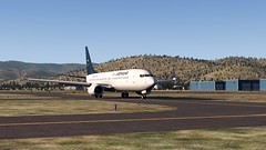 b738 - 2019-12-06 12.46.32 AM (Rell Brown) Tags: flyjsim boeing 727200 737ng firstair american air lines oneworld greyhound hdmeshv4 hawaiian airlines