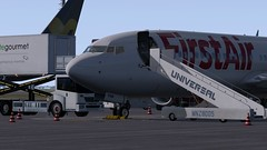 b738 - 2019-12-06 11.48.27 AM (Rell Brown) Tags: flyjsim boeing 727200 737ng firstair american air lines oneworld greyhound hdmeshv4 hawaiian airlines