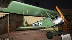Fokker C.III replica in Madrid (J.Comstedt) Tags: aircraft aviation air aeroplane museum airplane flight johnny comstedt museo de aeronautica astronautica madrid spain spania aire spanish force german fokker ciii replica