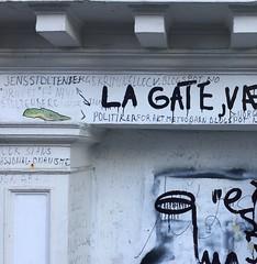 Nute 2019 (svennevenn) Tags: gatekunst bergen streetart nute viceroynute pasteups