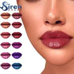 Shania lipstick applier for GENUS (sirengraph.sl) Tags: secondlife secondlifeavatar makeup lipstick genusapplier sl slonly sllife 3d graphicdesigner