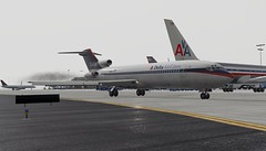 727-200Adv - 2019-12-06 1.54.34 PM (Rell Brown) Tags: flyjsim boeing 727200 737ng firstair american air lines oneworld greyhound hdmeshv4 hawaiian airlines