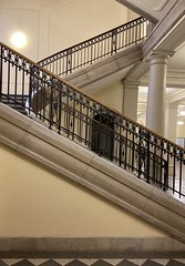 Treppenhaus (Berliner1963) Tags: stairwell treppenhaus humboldtuniversität spandauerstrase mitte berlin germany deutschland