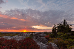 Sun Winks Out in the Dolly Sods (Ken Krach Photography) Tags: westvirginia