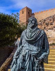 A los pies de la alcazaba, el Rey Jairán (CMartín) Tags: almería alcazabadealmeria alcazaba el rey jairán