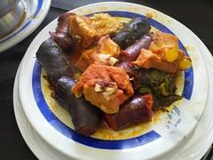 El Compango (Micheo) Tags: jornadasgastronómicasdelpotedeturón mieres compango embutido asturias restaurantecasamigio urbies