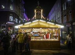 20191205-Life in the German Market (Damien Walmsley) Tags: germanmarket birmingham people storekeepers lights night