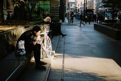 Kodak Gold 200 - 74 (kc_tinari) Tags: philadelphia philly film filmphotography lensblr kodakgold200 gold200 35mm 35mmfilm colorfilm streetphotography minoltarivazoom minoltafreedomzoomexplorer pointandshootcamera minolta