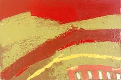 Geometrías rupestres 1 - superior (Asfer - Abel Santos Fernandez) Tags: brown white natural figures symbols geometry sun caves petrographic landscapes countryside green winter spring summer smallformat rock cave comechingón acrylic watercolor chalkcake paisajes campo verdes otoño invierno primavera verano acuarela marron blanco textura simbolos geometría texture figuras sol cuevas rupestre cazador petrogríficos tizapastel acrílico pequeñoformato interpretaciones casadelsol intihuasi