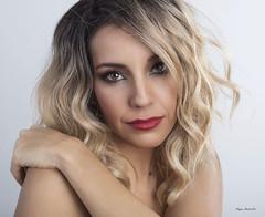 Mujer -Woman (Pepa Morente ( 2.400.000 de VISITAS )) Tags: mujer guapa rubia bella retrato