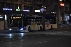 Mercedes Citaro articulé n°589 en service sur la ligne 9. © Marc Germann (Marc Germann) Tags: trolleybusnawbt25 retrobus leman tl lausanne transportspublics remorques ligne9 ligne2 man articulé articulation mercedescitarobenz convois hessag hesskièpe nawhesssiemens joj2020 transport tramways bus par brise routes