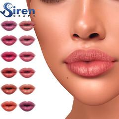Luscious Lipstick Applier for GENUS (sirengraph.sl) Tags: secondlife secondlifeavatar makeup lipstick genusapplier sl slonly sllife 3d graphicdesigner