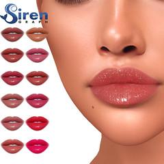 Sparkle lipstick applier for GENUS (sirengraph.sl) Tags: secondlife secondlifeavatar makeup lipstick genusapplier sl slonly sllife 3d graphicdesigner