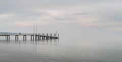 am Bodensee bei Konstanz (andreas.zachmann) Tags: deu wolkendecke brücke steg himmel konstanz allmannsdorf wasser bodensee badenwürttemberg deutschland