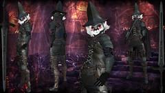 Abyss Watcher Kemono (EC-Eleran's Craft) Tags: ec crafts armor outfit fantasy magic mesh 3d zbrush substance painter sl secondlife armory people draksouls abyss watcher signature kemono furry utilizator