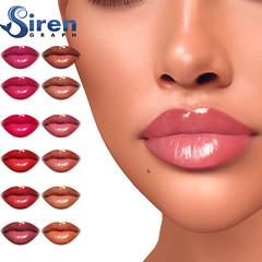 Angel lipstick GENUS Applier (sirengraph.sl) Tags: slavatar secondlifeavatar secondlifephoto slfashion skinapplier skin secondlfe