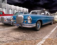 Lord, Won't You Buy Me a Mercedes Benz (BFS Man) Tags: airterminalmuseum hobbyairport houston texas