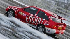 Ford Escort RS Cosworth (PixelGhostClyde) Tags: forza motorsport horizon fh4 turn 10 studios t10 playground games pg microsoft xbox one xb1 xbone x xb1x 4k custom livery fit forzisti italian team