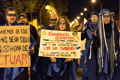 Madrid, December 2019 (Lutheran World Federation) Tags: cop25 campaign climate climatechange justice madrid march message placard public sign spain unitednations walking