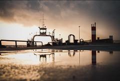 Sunset reflection (DannyBradley) Tags: sunset donegal reflection smugmug flickr d750 nikon