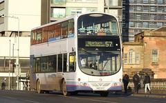 Photo of First 31789 YN53EFG Glasgow 18 November 2019 (2)