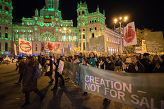 Madrid, December 2019 (Lutheran World Federation) Tags: cop25 climate climatechange justice madrid march public spain unitednations walking