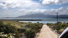 Flinders Island viewed from truwanna (Tindo2 - Tim Rudman) Tags: landscape island tasmania flindersisland furneauxislands capebarrenisland mtstrzelecki truwanna franklinsound