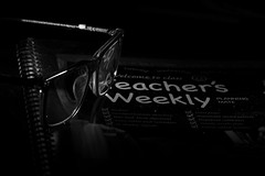 P3II1017 (Ian Luc) Tags: blackandwhite shadows light glasses fun creative
