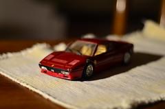 a red Ferrari (bluebird87) Tags: model ferrari car nikon d7000