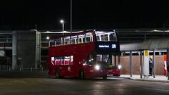 Abellio Return To Central (londonbusexplorer) Tags: abellio london adl enviro 400 mmc smart hybrid 2006 sn69zrl 278 ruislip heathrow central new bus route tfl buses