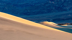 This Way and That (Kirk Lougheed) Tags: california deathvalley deathvalleynationalpark grapevinemountains mesquitedunes mesquiteflat usa unitedstates dune landscape mountainside nationalpark outdoor park sand sanddune