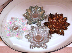Glass Candleholders (M.P.N.texan) Tags: glass candleholder candleholders sparkle store shop