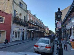 New Orleans (heytampa) Tags: neworleans frenchquarter historic architecture street buildings dumainestreet