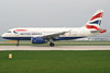 British Airways - Airbus A319-131 - G-EUPB