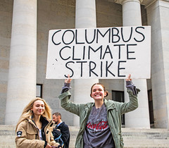 01aIMG_7300 (Becker1999) Tags: protest resist activism streetphotography photojournalism activist 2019 columbus ohio asseenincolumbus columbusoh 614 cbus columbusphotographer lifeincbus schoolstrike strikeforclimate climatechange fridaysforfuture gretathunberg climateaction bethechange climatejustice climatechangeisreal thereisnoplanetb climatejusticenow youthforclimate globalstrikeforfuture sunrise sunrisemovement