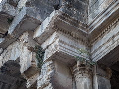 Temple of Diana, Nîmes, Languedoc-Roussillon, France (antonskrobotov) Tags: france languedoc nimes gard ancient ancientcity temple