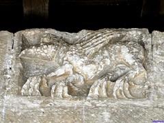 Andaluz (santiagolopezpastor) Tags: españa espagne spain castilla castillayleón soria provinciadesoria medieval middleages iglesia church románico romanesque pórtico porch