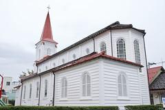 鶴岡カトリック教会 Tsuruoka Catholic Church (ELCAN KE-7A) Tags: 日本 japan 山形 yamagata 鶴岡 tsuruoka カトリック教会 church ペンタックス pentax k3ⅱ 2019