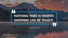 Quote by Oscar Wilde (persona.lab) Tags: quotes education thoughts emotions personality oscarwilde