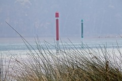 IMG_3454a (ManFromOz) Tags: ©geoffsmith gemaxphotographics burrilllake channel markers landscape