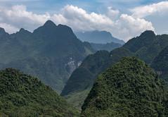 Karst Landscape South-Southwest of Mậu Duệ (Les Koppe Photography) Tags: vietnam hàgiangprovince yênminhdistrict đồngvănkarstplateau landscape