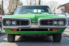 1970 Dodge Coronet 500 (PMillera4) Tags: 1970dodgecoronet500 classiccar green