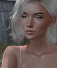 Pop ♥ (Popcorn Adalynn Bloom) Tags: portrait pop poppy 3 freckles glamaffair