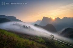 vd_00149 (Hanoi's Panorama & Skyline Gallery) Tags: vietnam landscape sunrise mountain ha giang