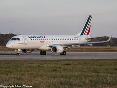 Air France F-HBLO OMD (U. Heinze) Tags: aircraft airlines airways airplane planespotting plane olympus omd em1markii 12100mm eddv haj hannoverlangenhagenairporthaj flugzeug
