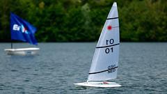Valenciennes RC Laser (BILLARD Jean-Claude) Tags: sail voile modelisme bateau boat vrc regate valenciennes etang du vignoble septembre 2019 rc laser championnat des nations