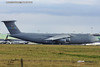 US Air Force 031285 Lockheed C5M Super Galaxy London Stansted Airport for Trump Visit 30 Nov 2019