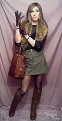 Sage Skirt (jessicajane9) Tags: tg boots transgender xdress trans crossdresser femme travesti feminization tgurl cd transgendered femboi trap crossdress feminised tranny crossdressing tv gloves crossdressed tgirl m2f transvestite fabulous