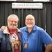 Michael Vance and R. A. Jones at Tulsa Pop